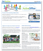 Get Active Newsletter, Vol. 28